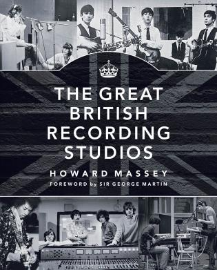 Cover image for the book The Great British Recording Studios