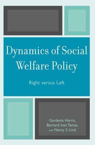 Cover image for the book Dynamics of Social Welfare Policy: Right versus Left