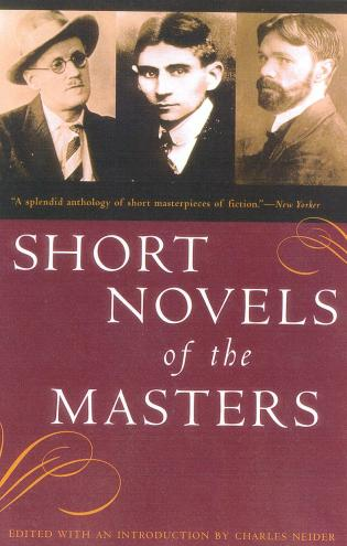 Cover image for the book Short Novels of the Masters