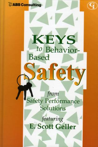 Cover image for the book Keys to Behavior-Based Safety