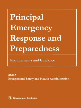 Cover image for the book Principal Emergency Response and Preparedness: Requirements and Guidance