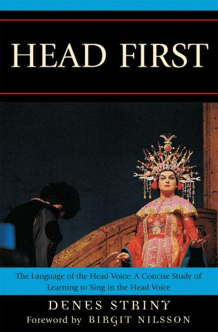 Cover image for the book Head First: The Language of the Head Voice