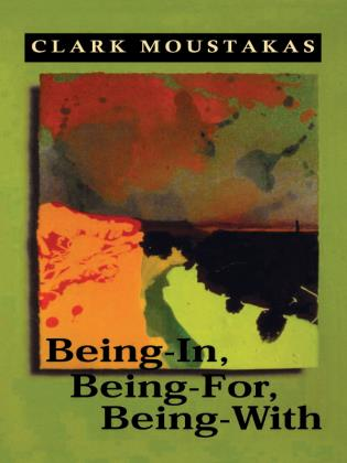 Cover image for the book Being-In, Being-For, Being-With