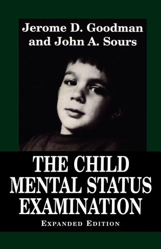 Cover image for the book Child Mental Status Examination