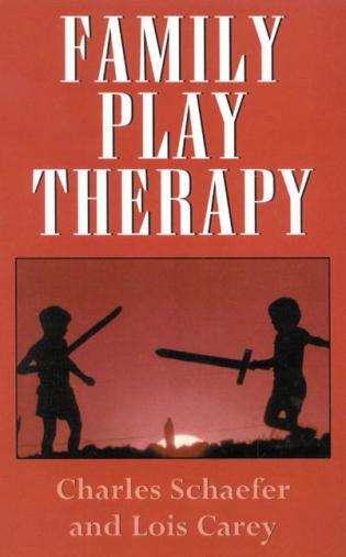 Cover image for the book Family Play Therapy