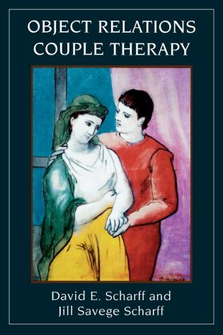 Cover image for the book Object Relations Couple Therapy