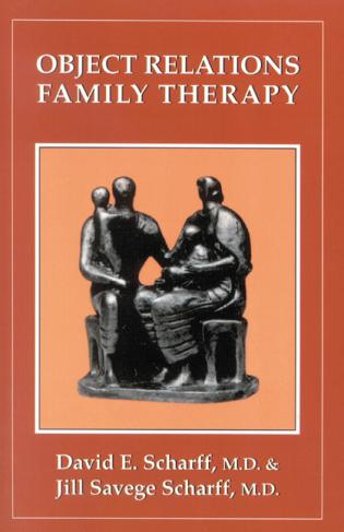 Cover image for the book Object Relations Family Therapy