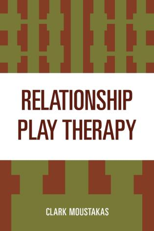 Cover image for the book Relationship Play Therapy
