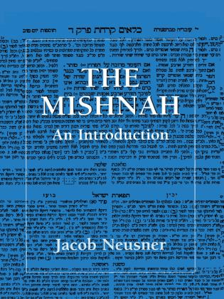Cover image for the book The Mishnah: An Introduction