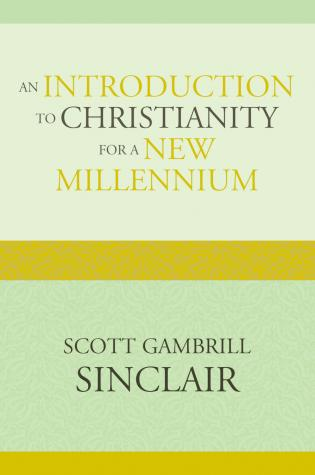 Cover image for the book An Introduction to Christianity for a New Millennium