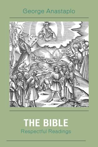 Cover image for the book The Bible: Respectful Readings