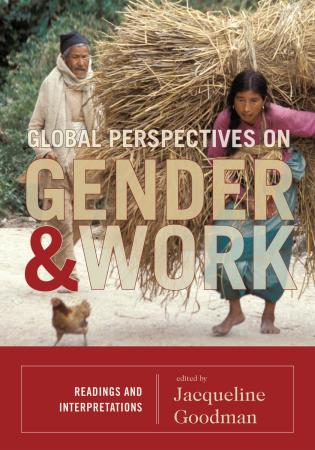 Cover image for the book Global Perspectives on Gender and Work: Readings and Interpretations