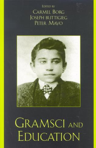 Cover image for the book Gramsci and Education