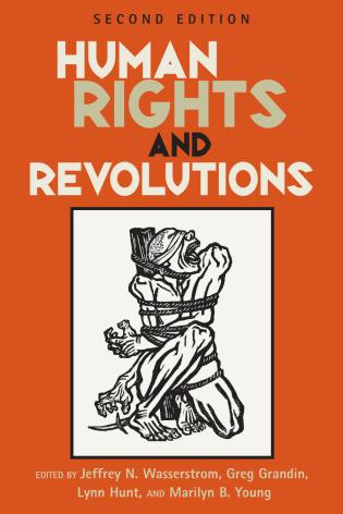 Cover image for the book Human Rights and Revolutions, Second Edition