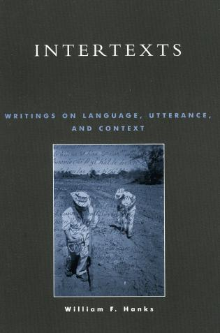 Cover image for the book Intertexts: Writings on Language, Utterance, and Context
