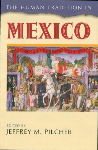 Cover image for the book The Human Tradition in Mexico