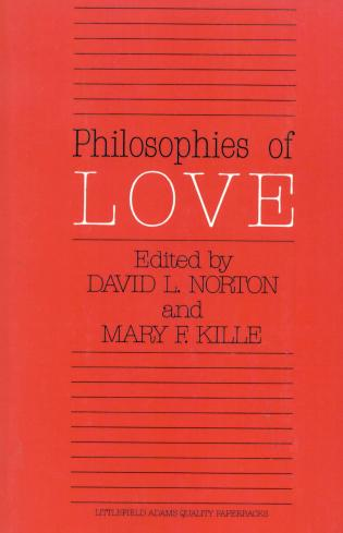 Cover image for the book Philosophies of Love