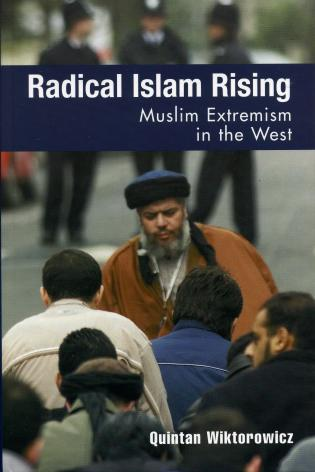 Cover image for the book Radical Islam Rising: Muslim Extremism in the West