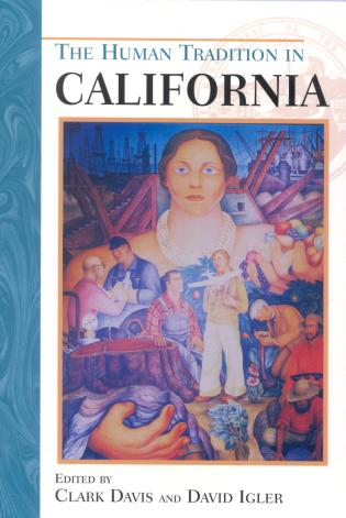 Cover image for the book The Human Tradition in California