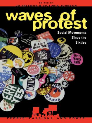 Cover image for the book Waves of Protest: Social Movements Since the Sixties