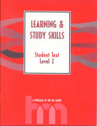 Cover image for the book Level II: Student Text: hm Learning & Study Skills Program, 3rd Edition