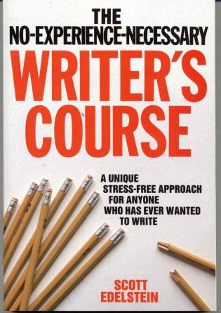 Cover image for the book No Experience Necessary Writer's Course