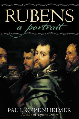 Cover image for the book Rubens: A Portrait