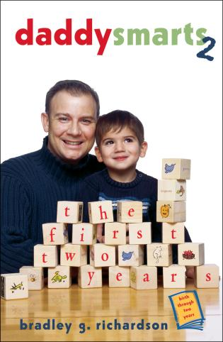 Cover image for the book Daddy Smarts 2: The First Two Years