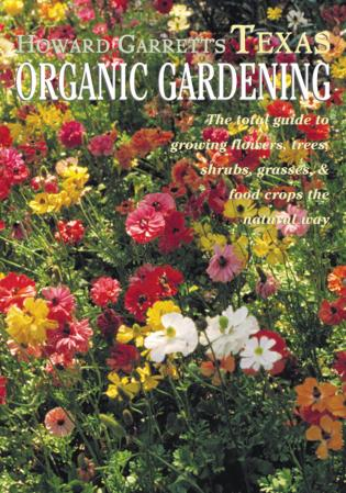 Cover image for the book Texas Organic Gardening