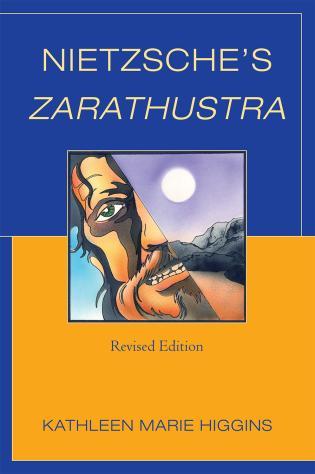 Cover image for the book Nietzsche's Zarathustra