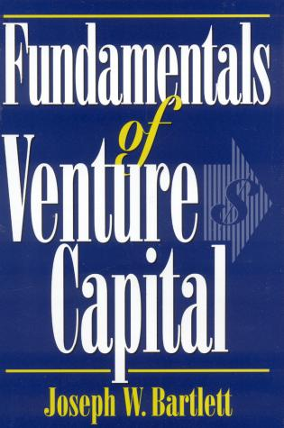 Cover image for the book Fundamentals of Venture Capital