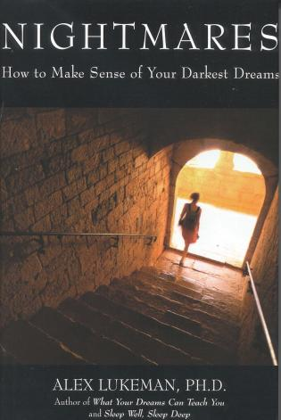 Cover image for the book Nightmares: How to Make Sense of Your Darkest Dreams