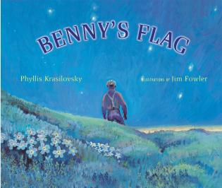 Cover image for the book Benny's Flag