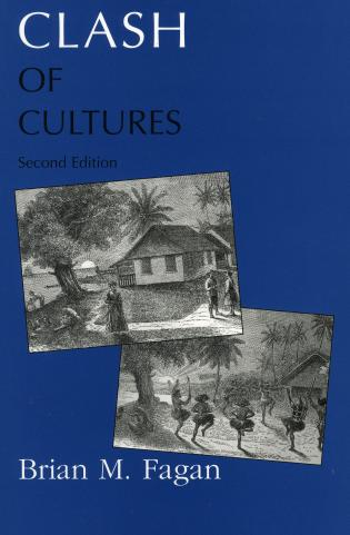 Cover image for the book Clash of Cultures, Second Edition
