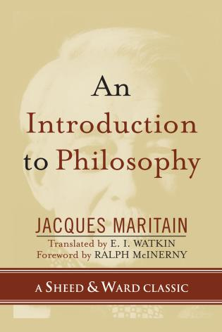 Cover image for the book An Introduction to Philosophy