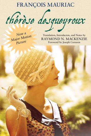 Cover image for the book Therese Desqueyroux