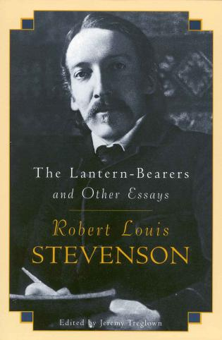 Cover image for the book The Lantern-Bearers and Other Essays