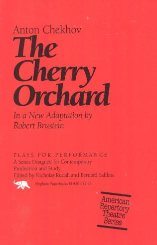 Cover image for the book The Cherry Orchard