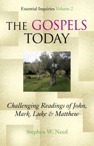 Cover image for the book Gospels Today: Challenging Readings of John, Mark, Luke & Matthew