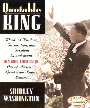 Cover image for the book Quotable King