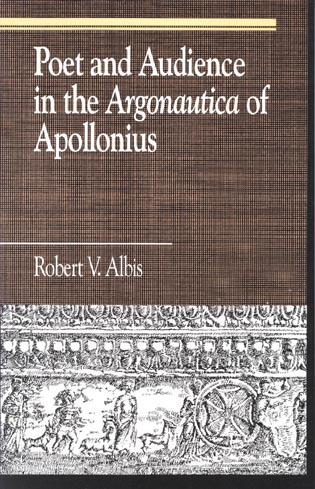 Cover image for the book Poet and Audience in the Argonautica of Apollonius