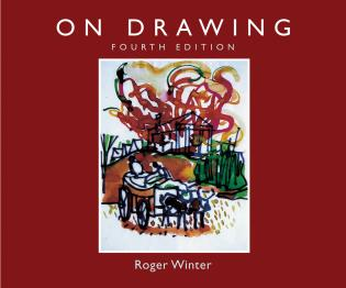 Cover image for the book On Drawing, Fourth edition
