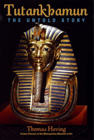 Cover image for the book Tutankhamun: The Untold Story