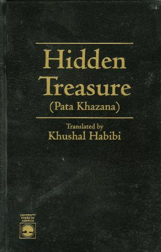 Cover image for the book Hidden Treasure (Pata Khazana): An Anthology of Pas'hto Poetry by Mohammad Hotak