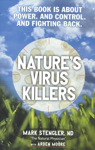 Cover image for the book Nature's Virus Killers