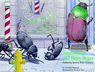 Cover image for the book Tumblebugs and Hairy Bears