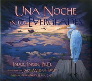 Cover image for the book Una Noche en los Everglades