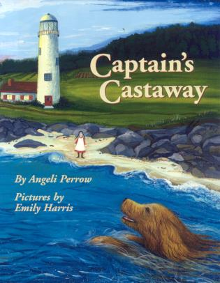 Cover image for the book Captain's Castaway
