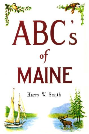 Cover image for the book ABC's of Maine