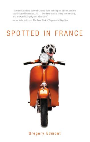 Cover image for the book Spotted in France, First Edition